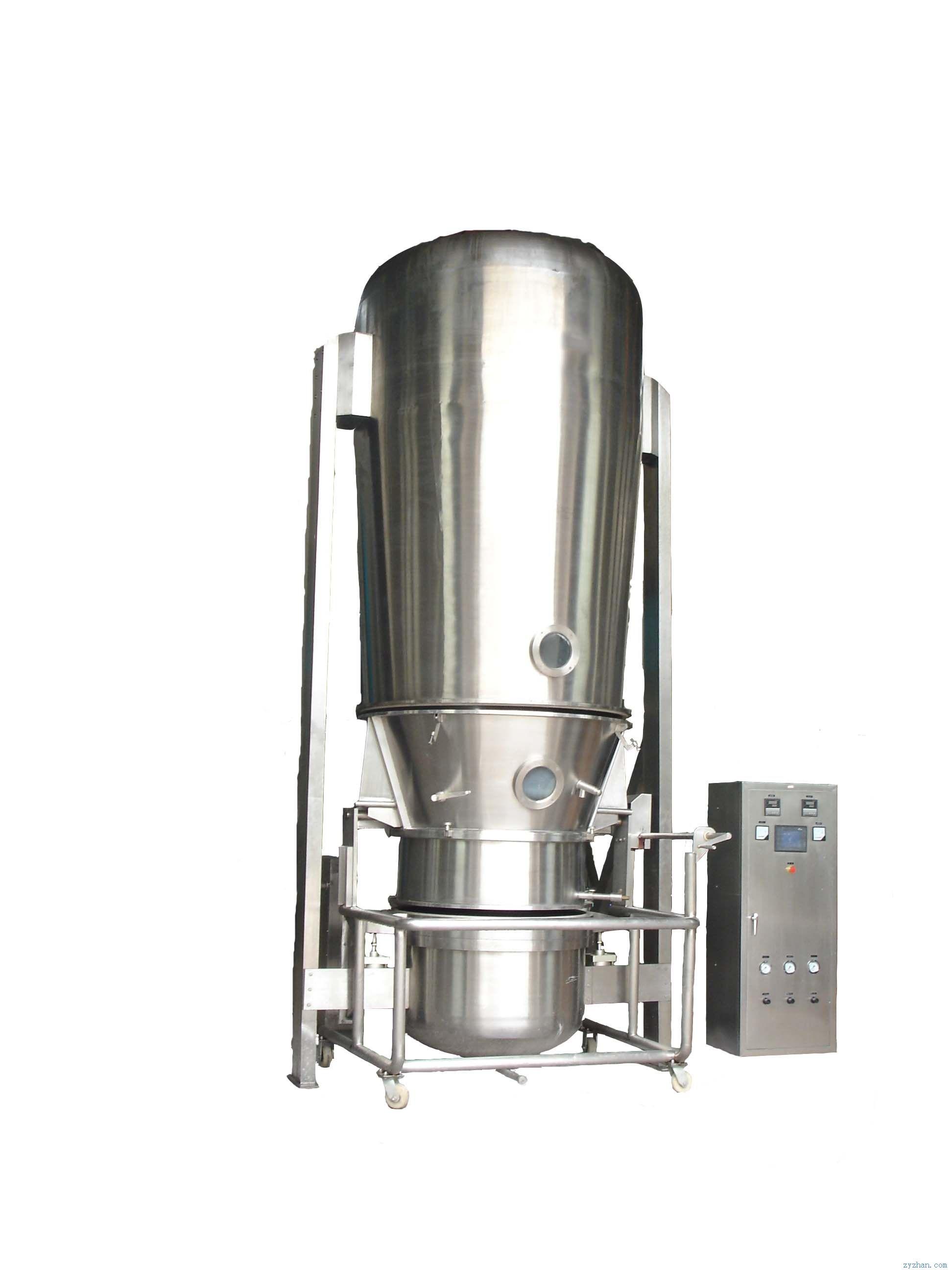 实验室流化床干燥机_流化床干燥机的工作流程和特点-常州范群干燥机设备有限公司